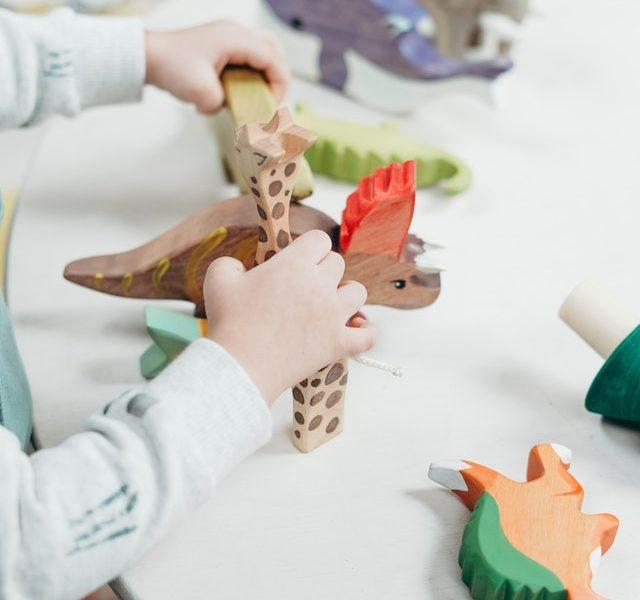 juguetes montessori bebes