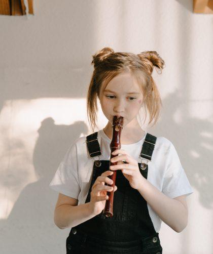 beneficios de la música en niños