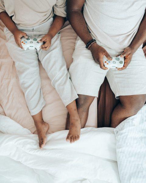 beneficios de videojuegos en niños
