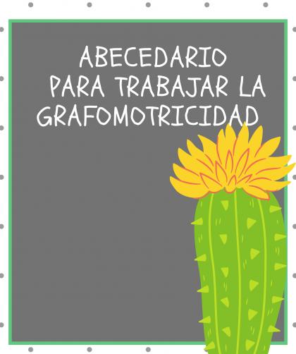 Grafomotricidad Abecedario