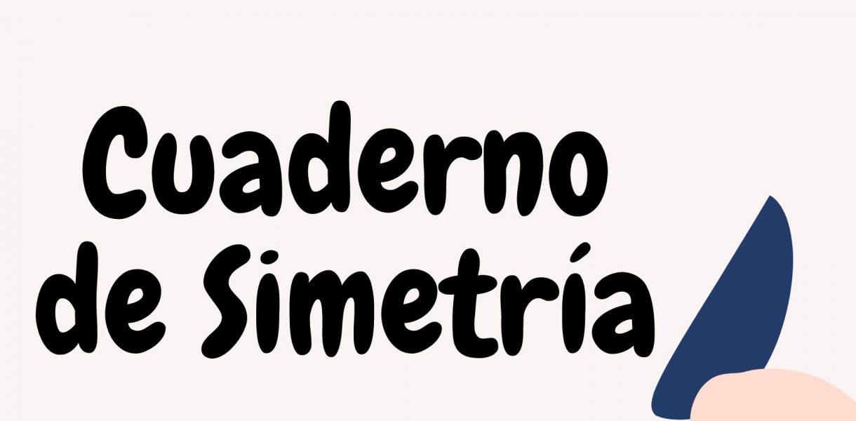 cuaderno de simetría
